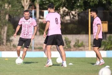 پرسپولیس در غیاب دو بازیکن تمرین کرد