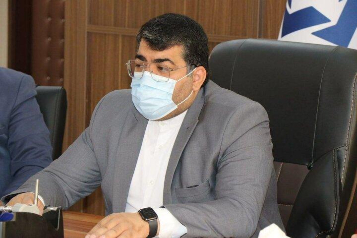 ارسال ۱۵۰۰۰ بطری آب به خوزستان توسط مردم صالحیه