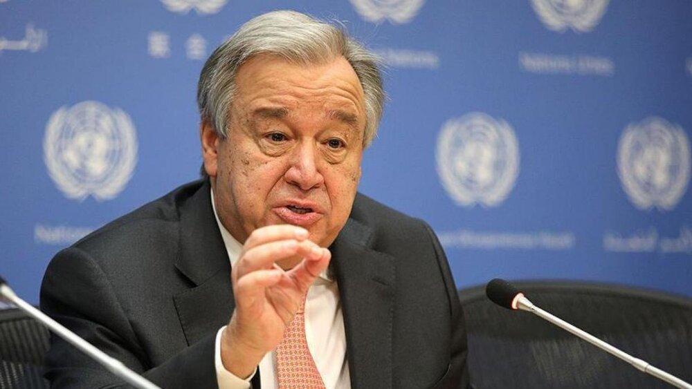 دبیر کل سازمان ملل حمله تروریستی بغداد را محکوم کرد