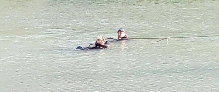 غرق شدن یک جوان 24 ساله در رودخانه نمرود
