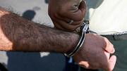 دستگیری قاپ زن حرفه ای با 40 فقره سرقت موبایل !