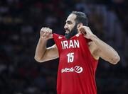 سنتر تنومند بسکتبال ایران مورد تمجید فیبا قرار گرفت