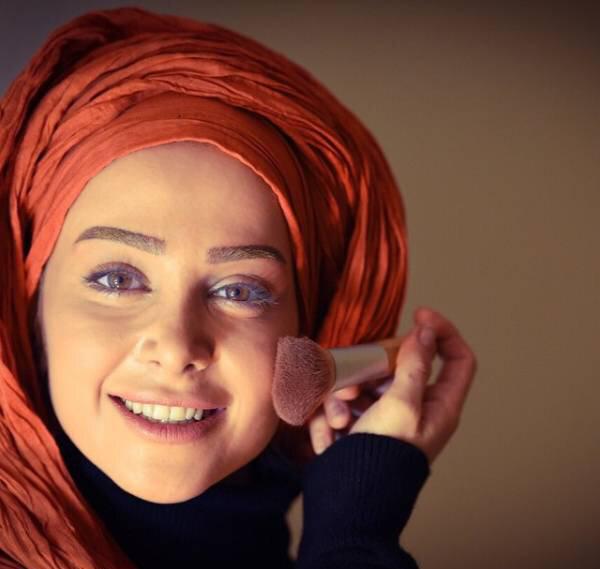 الناز حبیبی و همسرش + بیوگرافی و تصاویر جدید
