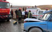 مرگ تلخ زوج کرمانی در تصادف مرگبار!
