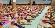 توزیع ۸۰۰۰ بسته معیشتی و احداث ۱۹۸ واحد مسکونی