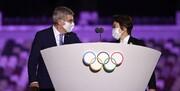 واکنش باخ در مورد افتتاحیه المپیک +عکس