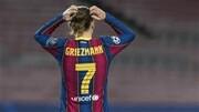 بارسلونا دیگر تمایلی به ماندن آنتوان گریزمان ندارد/ همه چیز به رونالدو بستگی دارد!