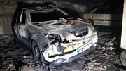 آتش سوزی هولناک در شهران/ ساکنان ساختمان در محاصره دود و آتش