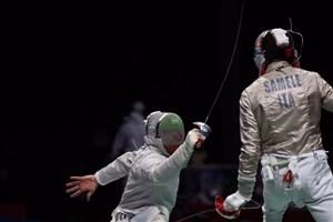 شکست تیمی شمشیربازان ایران در گام نخست