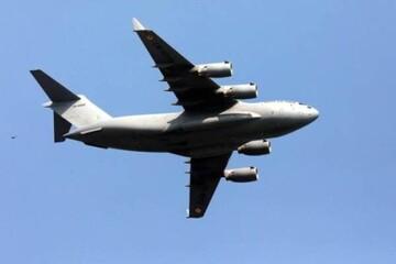 هواپیمای نظامی آمریکا از خط مرزی ونزوئلا عبور کرد
