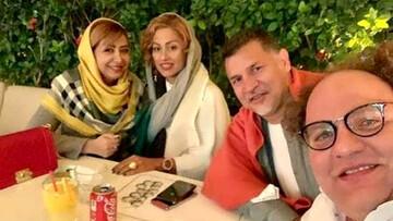آنچه از «علی دایی» نمیدانستید! + تصویری متفاوت در کنار همسرش