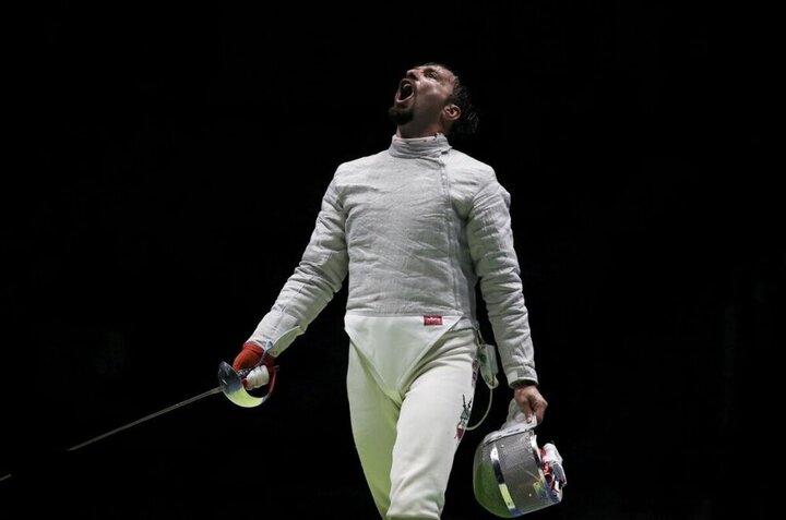 عابدینی چراغ سبز المپیک را روشن کرد