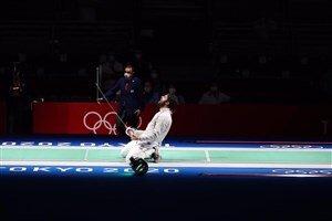 سه شمشیرباز ایرانی در جمع ۱۶ شمشیرباز برتر المپیک توکیو