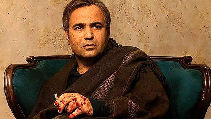 «ناصر» سریال زخم کاری از همسرش رونمایی کرد/ بیوگرافی