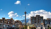 هوای تهران قابل قبول است
