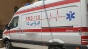 سقوط هولناک کودک از خودرو در حال حرکت / در اصفهان رخ داد!