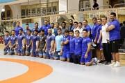 ترکیب نهایی کاروان کشتی ایران در المپیک