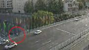 اقدام به موقع پلیس در صحنه خودکشی دختر جوان / فیلم