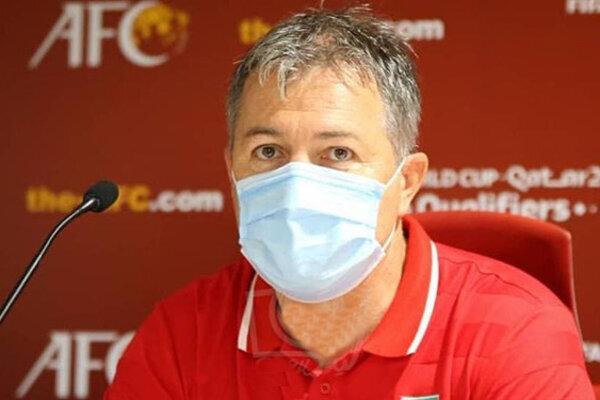نگرانی بزرگ اسکوچیچ برای تیم ملی