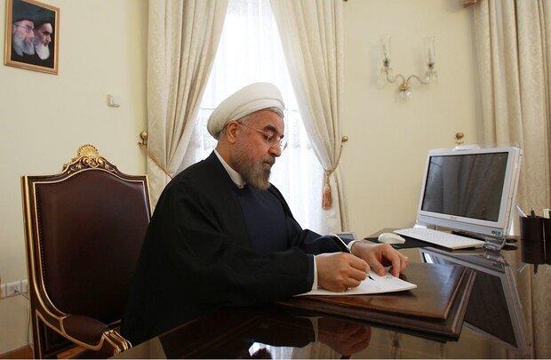 روحانی درگذشت یار صدیق محرومان و دردمندان علیرضا تابش را تسلیت گفت
