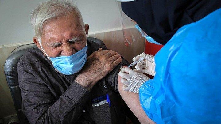 ثبت نام ۵۸ تا ۶۰ ساله ها برای دریافت واکسن کرونا
