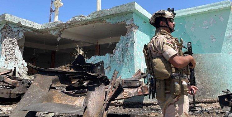عاملان انفجار تروریستی شهرک صدر بغداد دستگیر شدند