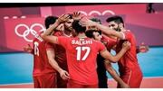 تمجید سایت کنفدراسیون والیبال آسیا از تیم ملی کشورمان