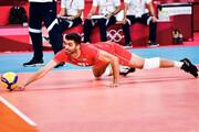 امتیازآورترین والیبالیست در دیدار ایران با ونزوئلا