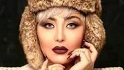 مریم معصومی در سالن زیبایی لاکچری خانم بازیگر + عکس