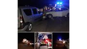 تصادف خونین آمبولانس با خودرو سواری ! / جزئیات