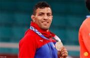 جنجال عجیب سعید ملایی بعد از دریافت مدال المپیک