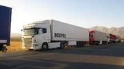 صادرات از مرز مهران به عراق ۱۳۱ درصد افزایش داشته است!