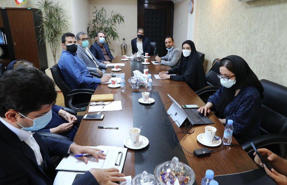 جلسه کارگروه VAR و میزبانی ایران در مسابقات انتخابی برگزار شد