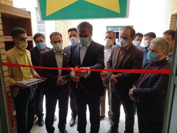 افتتاح مرکز واکسیناسیون فرهنگیان در بهارستان