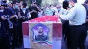 قاتل سرباز گلستانی در محل شهادت اش اعدام شود !
