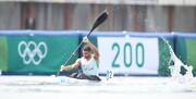 پایان کار تنها ملیپوش قایقرانی در المپیک