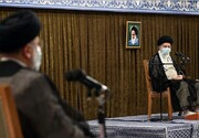 مراسم تنفیذ رئیس جمهور آغاز شد / شروع بکار دولت سیزدهم