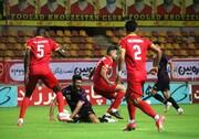اعلام محرومان نیمه نهایی جام حذفی