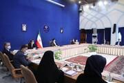 نخستین جلسه هیئت دولت با حضور رئیسی