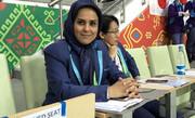 بانوی ایرانی ناظر فینال المپیک توکیو شد