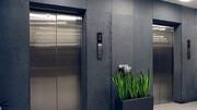 ایست آسانسور در پی قطعی برق !