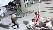 شلیک مرگ یک زن جان زنی را در خیابان گرفت!
