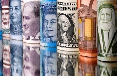 نرخ ارز رسمی امروز ۱ مهرماه ۱۴۰۰
