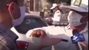 پلیس راهور مچ کشاورز قلابی را گرفت !+ فیلم