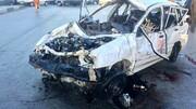 تصادف مرگبار ۷ کشته و مصدوم برجای گذاشت