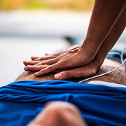 مرد ۷۷ ساله دست رد به سینه عزرائیل زد
