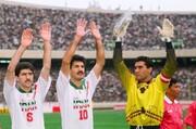 علی دایی و عادل در نقطه ای مشابه ؛خوب و خوش بدور از فوتبال