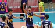 والیبال ایران در ردهبندی جهانی صعود کرد
