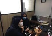 بازدید حضوری دفتر مدیریت عملکرد اداره بهزیستی از مراکز توانبخشی