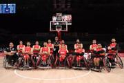 پایان کار تیم ملی بسکتبال با ویلچر ایران در پارالمپیک